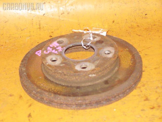 Тормозной диск TOYOTA CHASER GX90. Фото 7