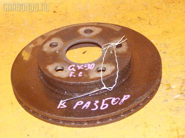Тормозной диск TOYOTA CHASER GX90. Фото 8