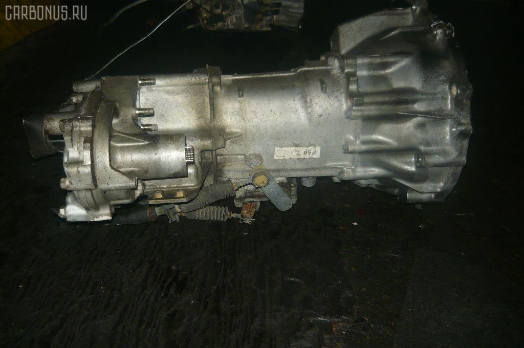 КПП механическая DAIHATSU TERIOS KID J111G EF-DEM. Фото 8