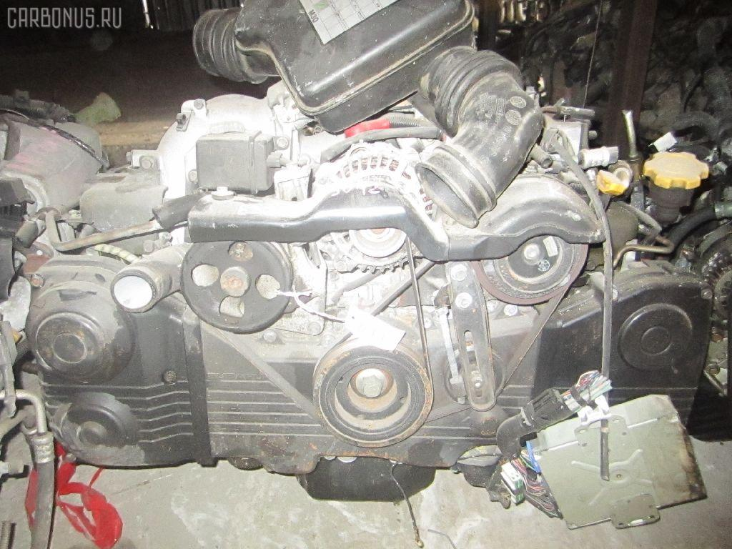 Двигатель SUBARU LEGACY WAGON BH5 EJ204. Фото 1