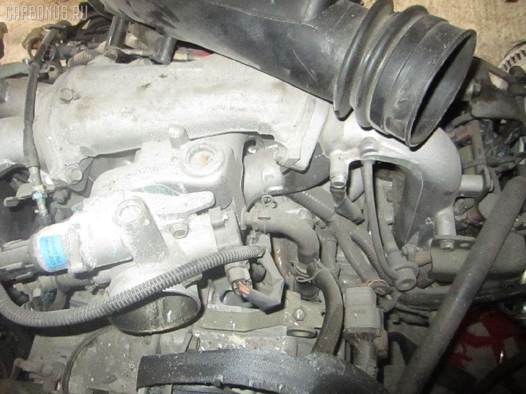 Двигатель SUBARU LEGACY WAGON BH5 EJ204. Фото 4