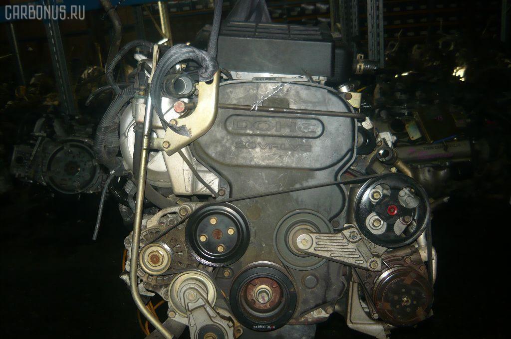 Двигатель MITSUBISHI PAJERO MINI H58A 4A30T. Фото 1