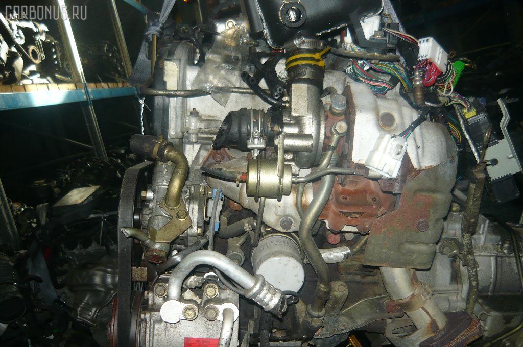 Двигатель MITSUBISHI PAJERO MINI H58A 4A30T. Фото 2