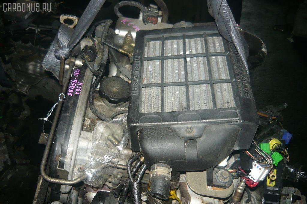 Двигатель MITSUBISHI PAJERO MINI H58A 4A30T. Фото 3