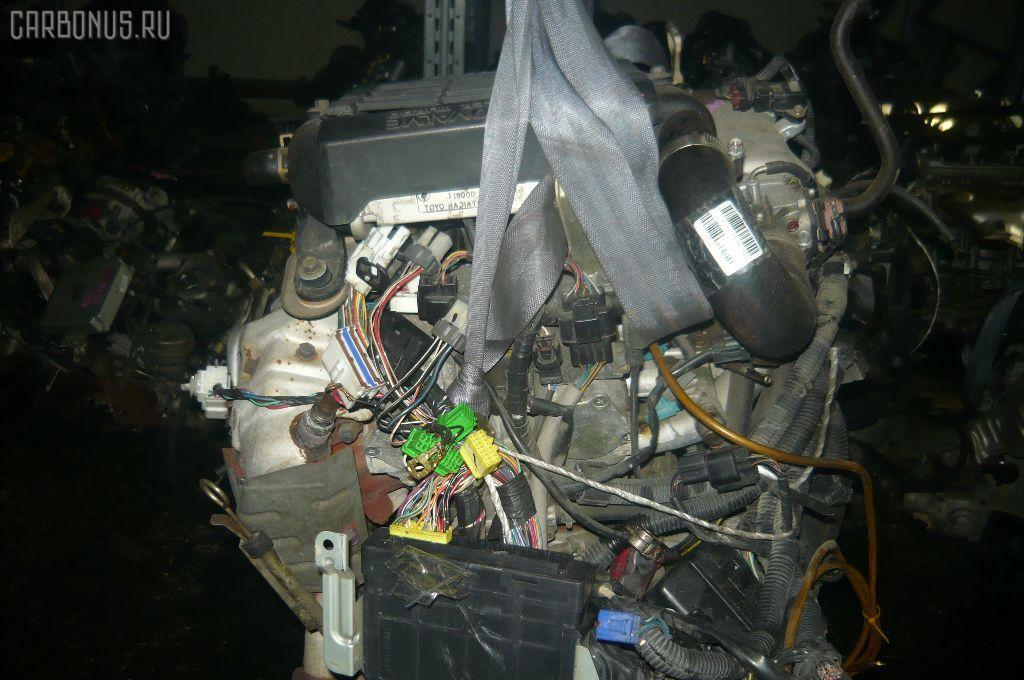 Двигатель MITSUBISHI PAJERO MINI H58A 4A30T. Фото 4