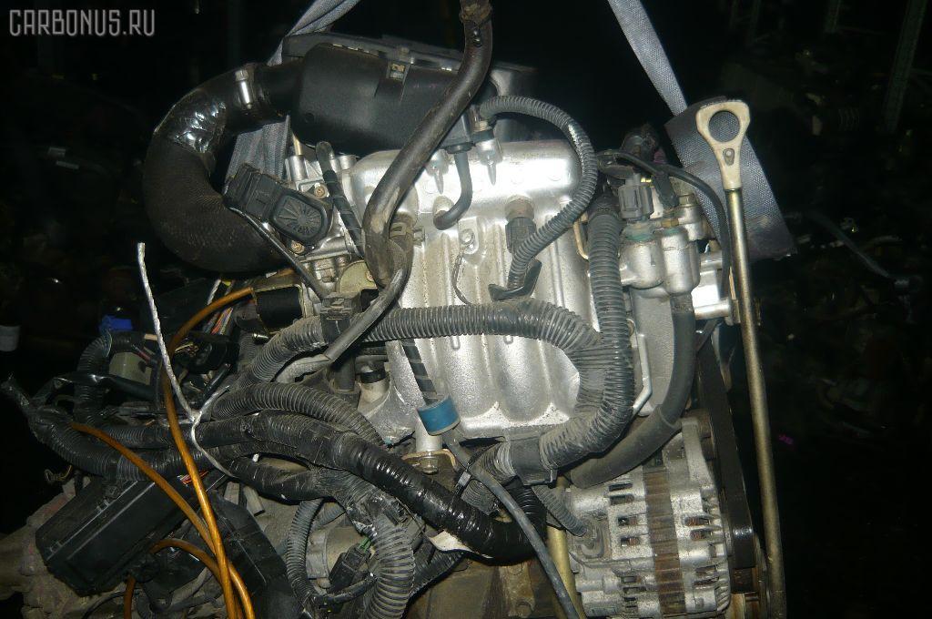 Двигатель MITSUBISHI PAJERO MINI H58A 4A30T. Фото 5