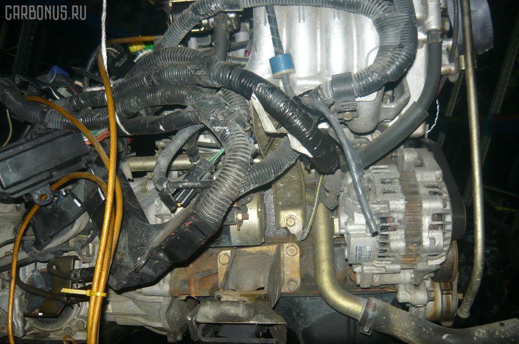 Двигатель MITSUBISHI PAJERO MINI H58A 4A30T. Фото 6