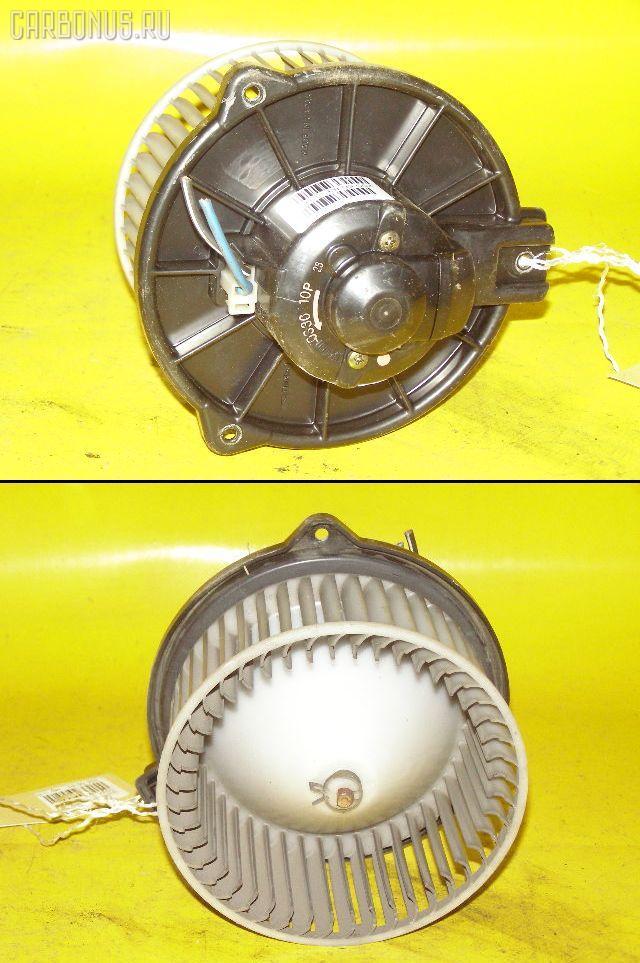 Мотор печки MITSUBISHI PAJERO V45W. Фото 2