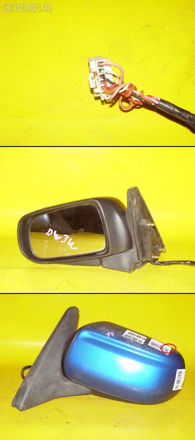 Зеркало двери боковой MAZDA DEMIO DW3W. Фото 5