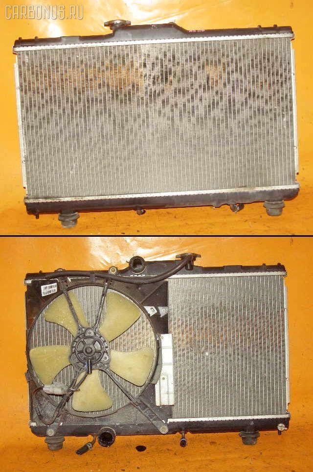 Радиатор ДВС TOYOTA AE110 5A-FE. Фото 1