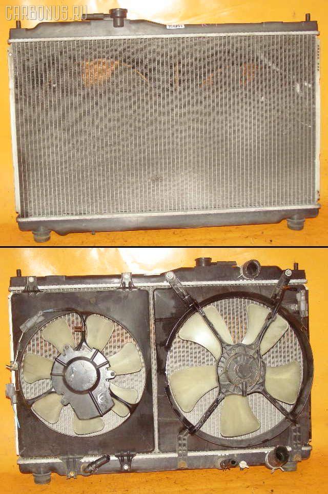 Радиатор ДВС HONDA STEP WGN RF1 B20B. Фото 3