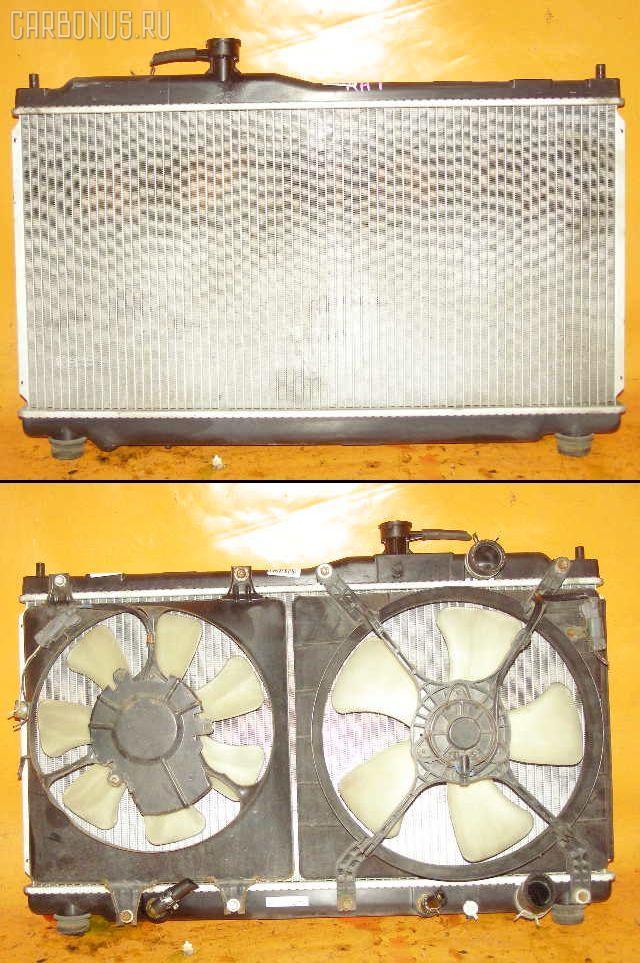 Радиатор ДВС HONDA S-MX RH1 B20B. Фото 1