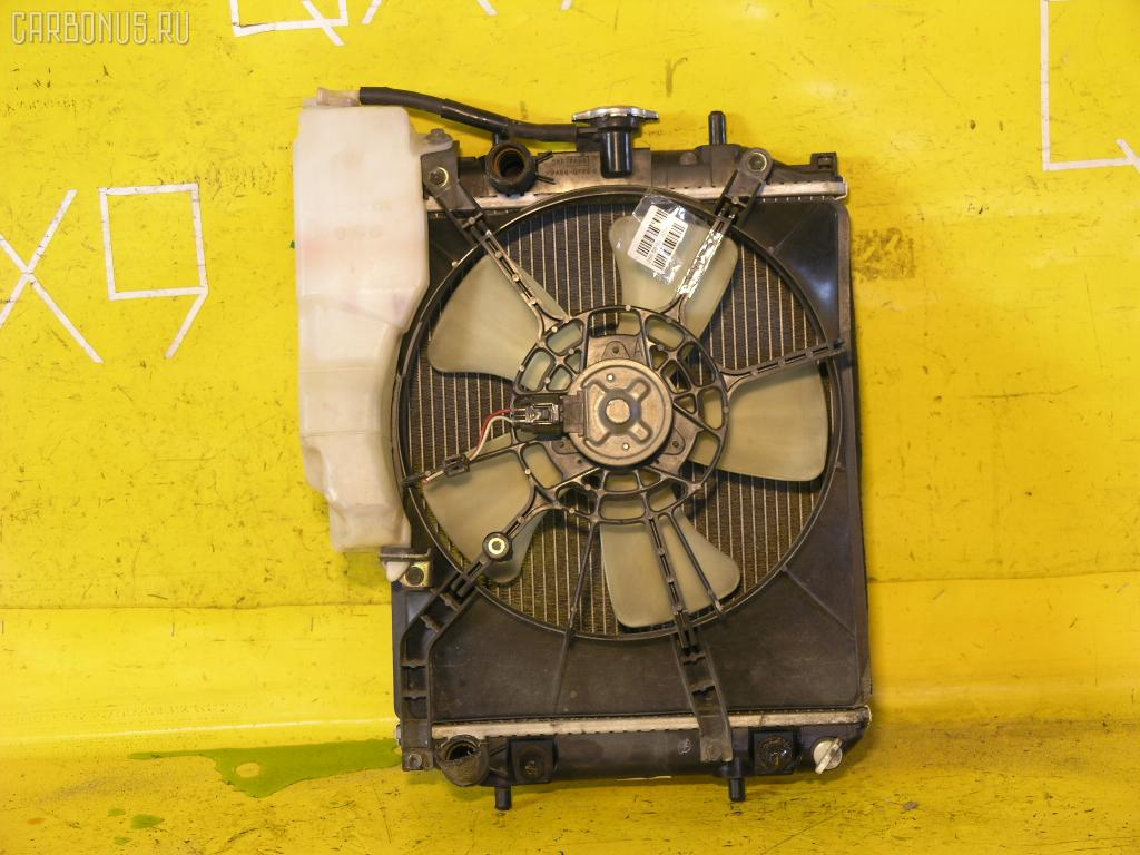 Радиатор ДВС DAIHATSU STORIA M110S EJ-DE. Фото 2