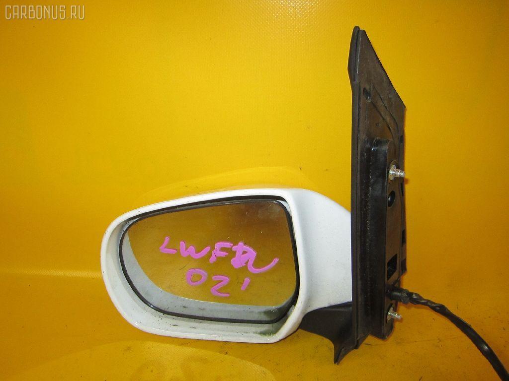 Зеркало двери боковой MAZDA MPV LWFW. Фото 2