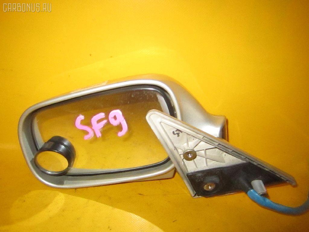Зеркало двери боковой SUBARU FORESTER SF9. Фото 2