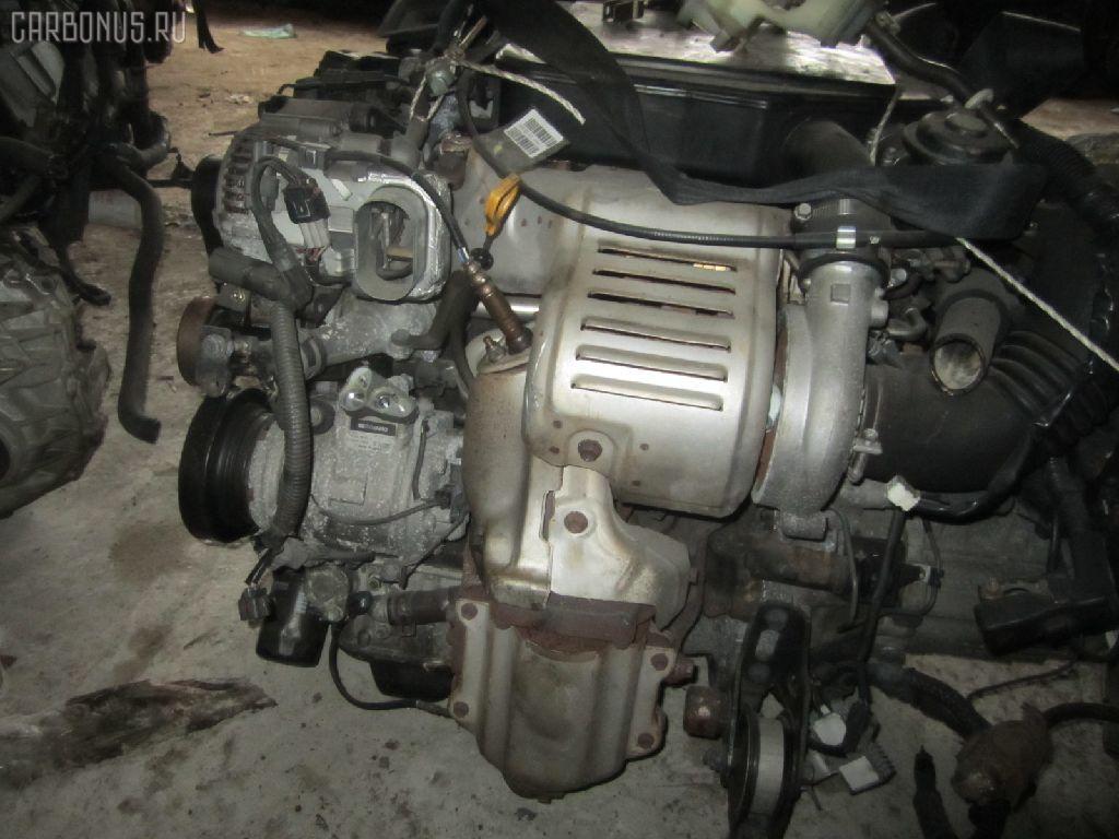 Двигатель TOYOTA CELICA ST205 3S-GTE. Фото 8