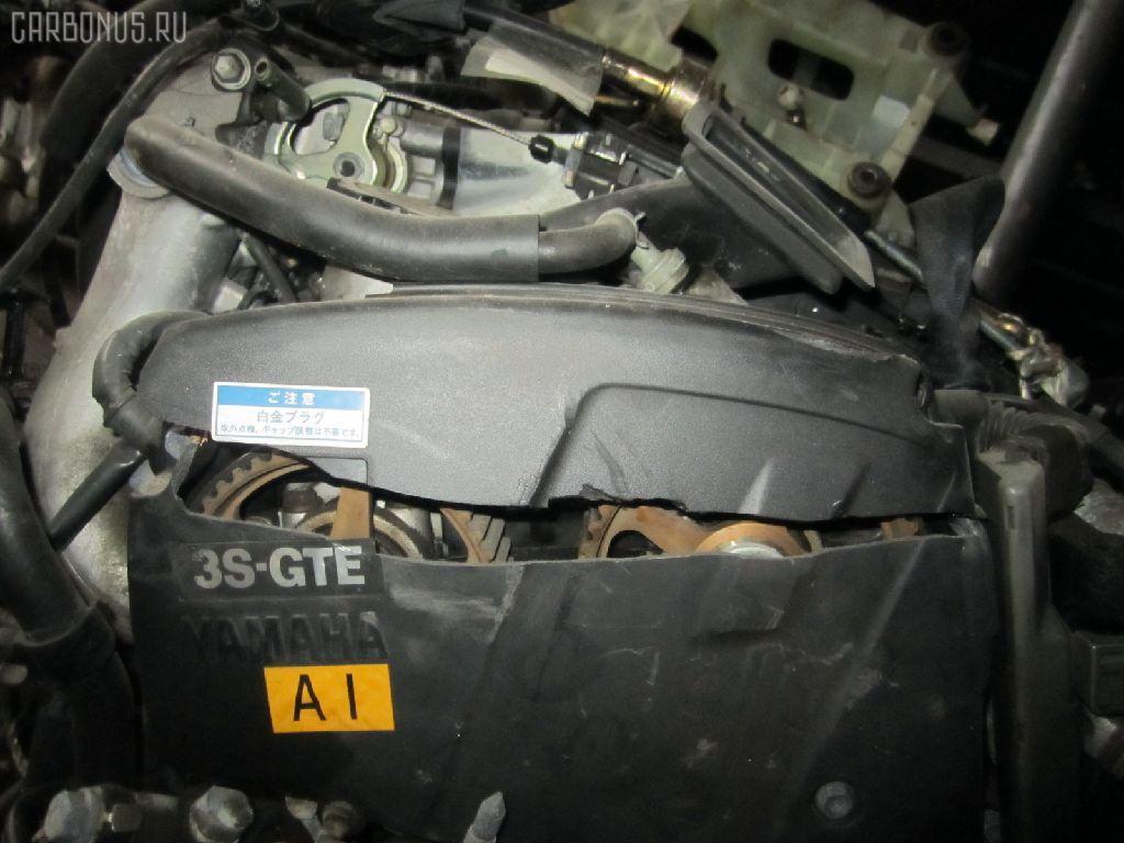 Двигатель TOYOTA CELICA ST205 3S-GTE. Фото 10