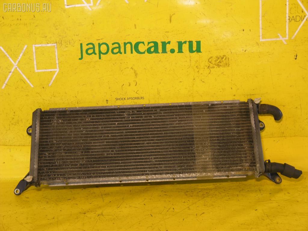 Радиатор интеркулера TOYOTA CELICA ST205 3S-GTE. Фото 3