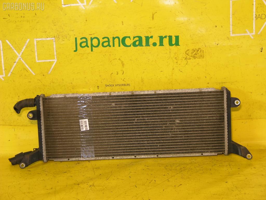 Радиатор интеркулера TOYOTA CELICA ST205 3S-GTE. Фото 4