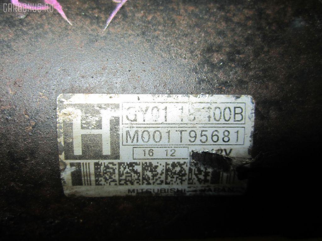 Стартер MAZDA MPV LW5W GY. Фото 1