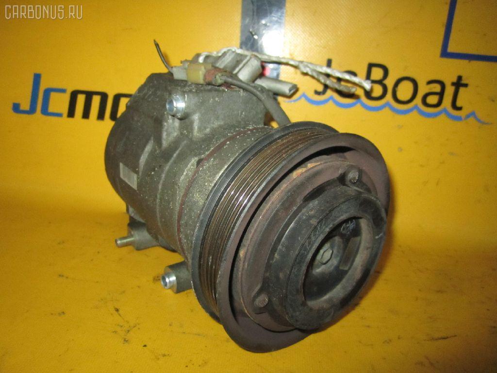 Компрессор кондиционера MAZDA MPV LW5W GY. Фото 3