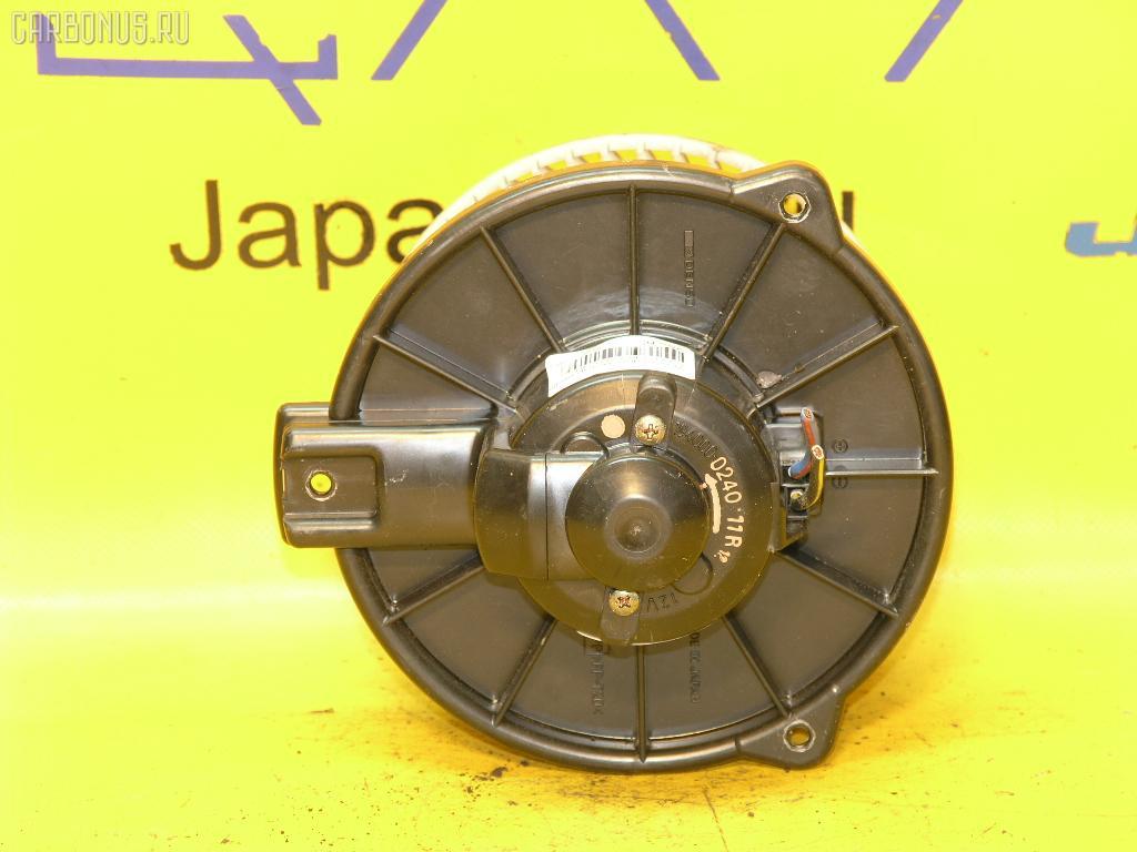 Мотор печки TOYOTA CHASER SX80. Фото 10