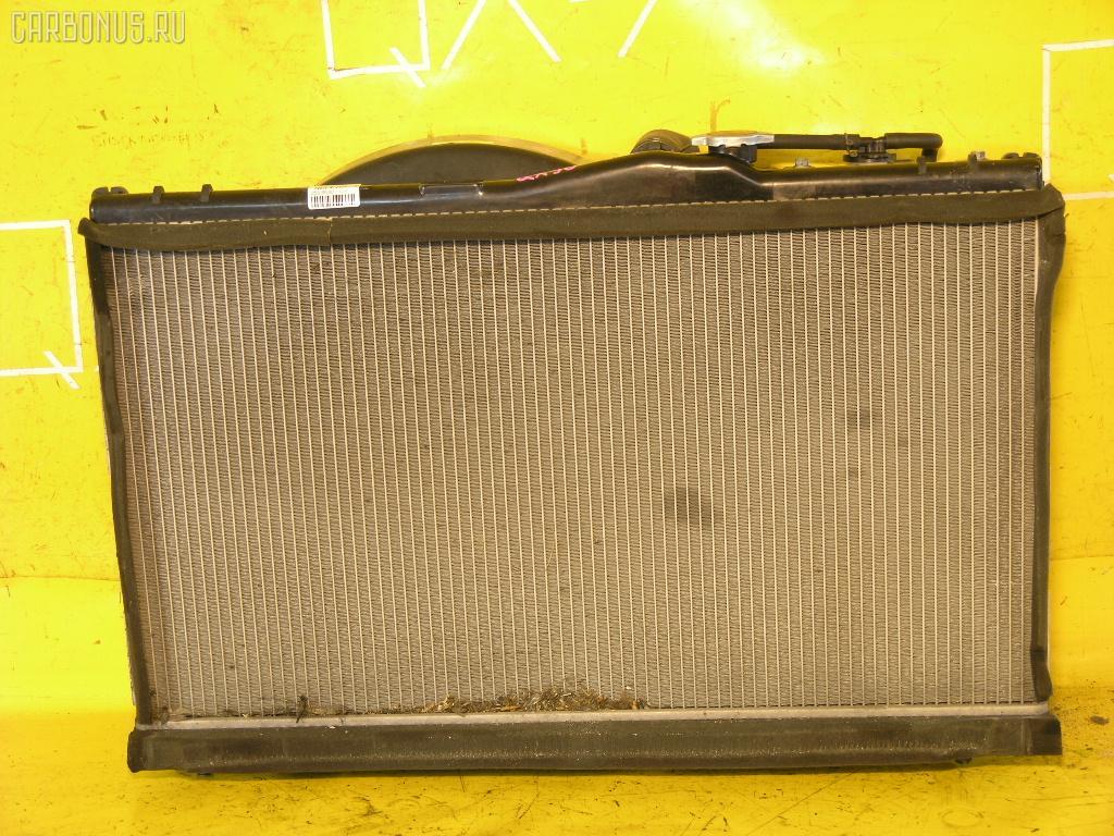 Радиатор ДВС TOYOTA MARK II GX90 1G-FE. Фото 4