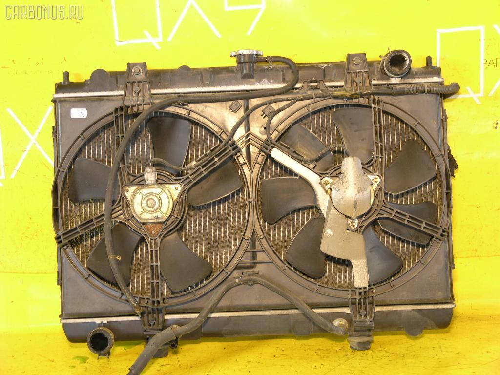 Радиатор ДВС NISSAN AVENIR PW11 SR20DE. Фото 5