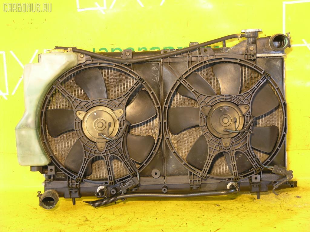 Радиатор ДВС SUBARU FORESTER SF9 EJ25. Фото 1