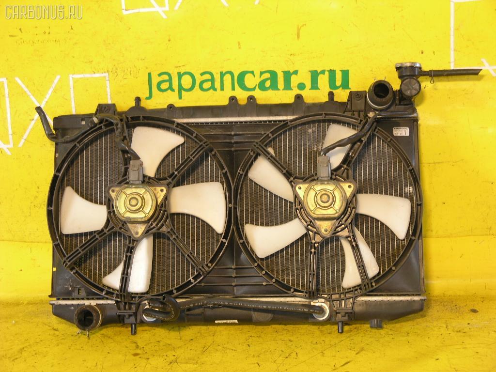 Радиатор ДВС NISSAN SUNNY FB14 GA15DE. Фото 5