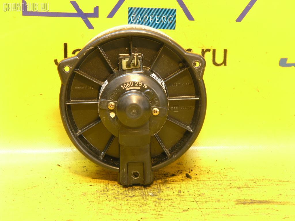 Мотор печки TOYOTA COROLLA SPACIO AE111N. Фото 6