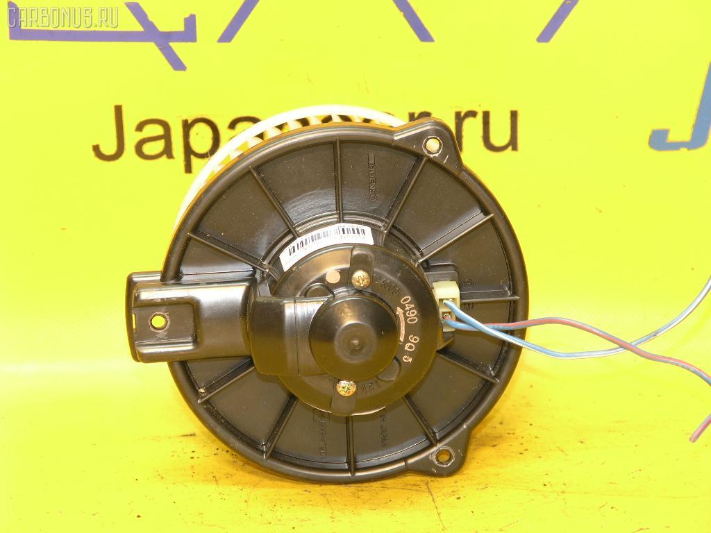 Мотор печки TOYOTA COROLLA II EL53. Фото 1