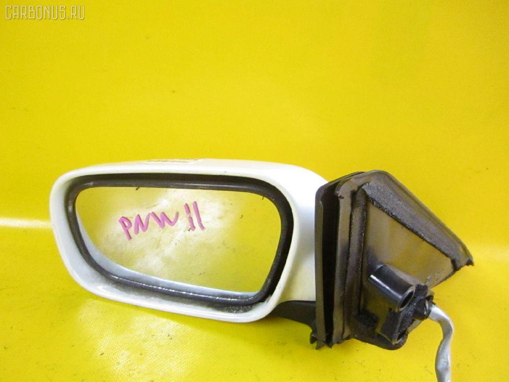 Зеркало двери боковой NISSAN AVENIR PNW11. Фото 2