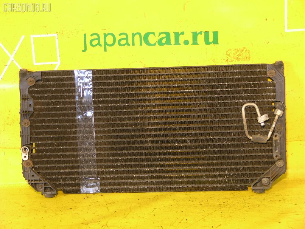 Радиатор кондиционера TOYOTA COROLLA WAGON AE109V 4A-FE. Фото 1