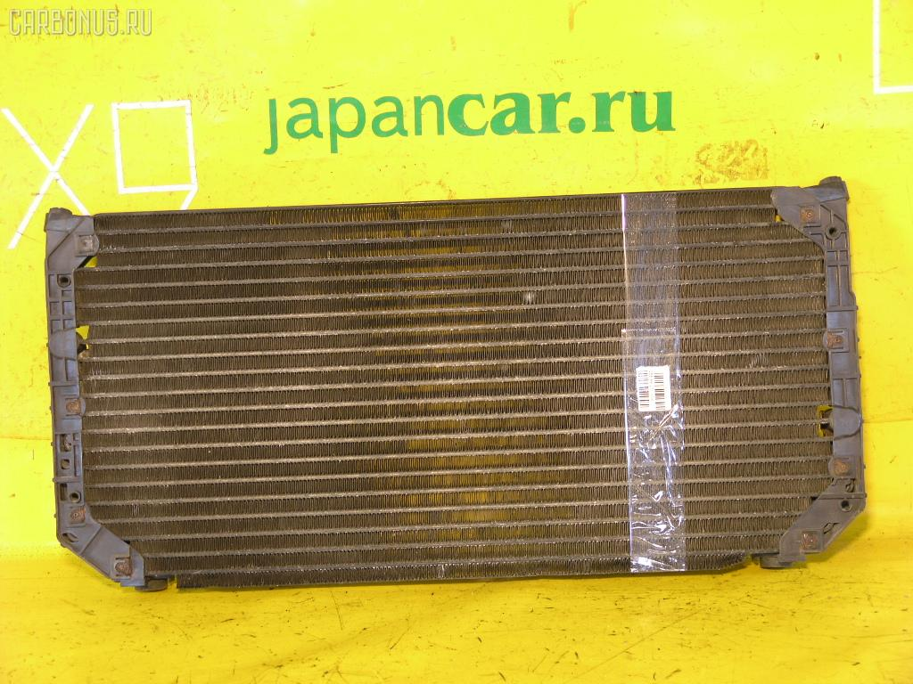 Радиатор кондиционера TOYOTA COROLLA WAGON AE109V 4A-FE. Фото 2