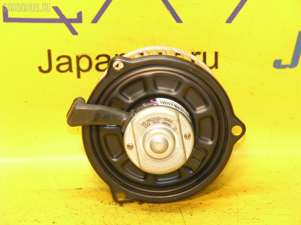 Мотор печки TOYOTA STARLET EP95. Фото 1