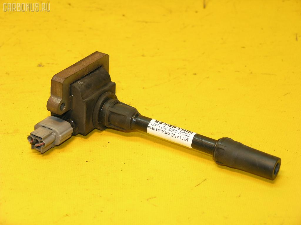 Катушка зажигания MITSUBISHI LANCER CEDIA WAGON CS5W 4G93. Фото 7