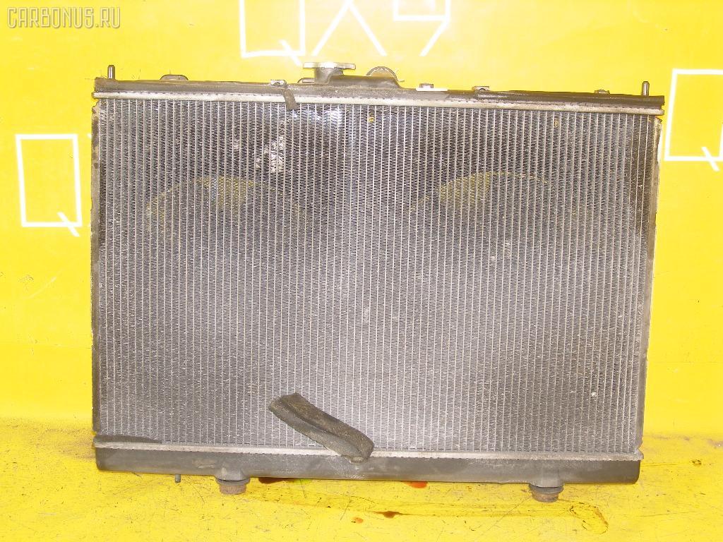 Радиатор ДВС MITSUBISHI CHARIOT GRANDIS N84W 4G64. Фото 4