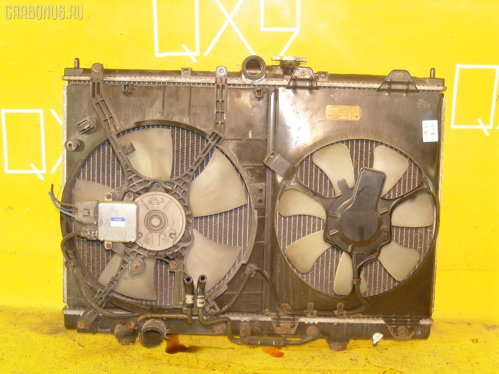 Радиатор ДВС MITSUBISHI CHARIOT GRANDIS N84W 4G64. Фото 5