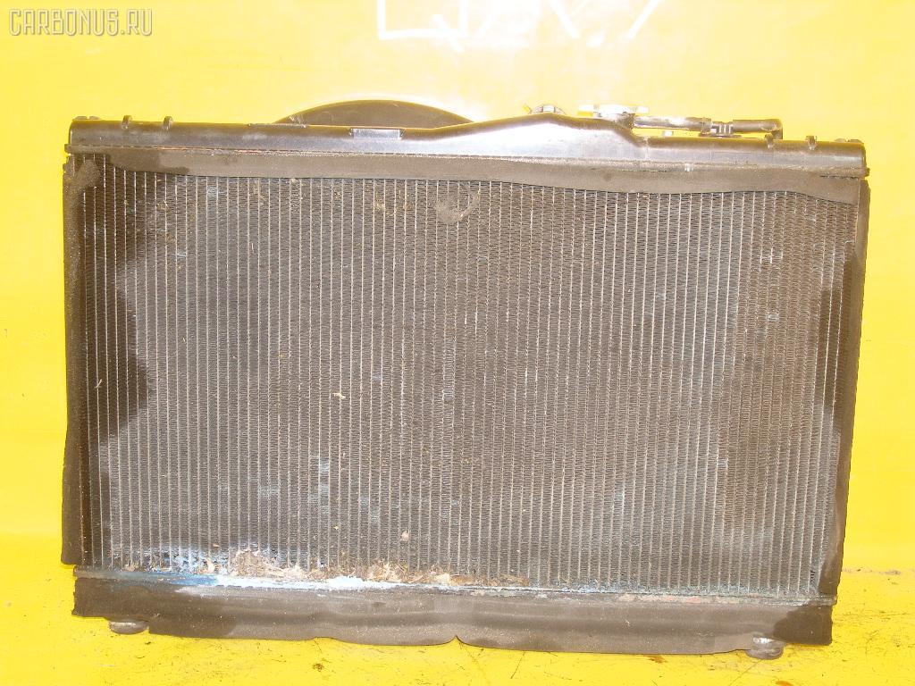 Радиатор ДВС TOYOTA MARK II GX90 1G-FE. Фото 8