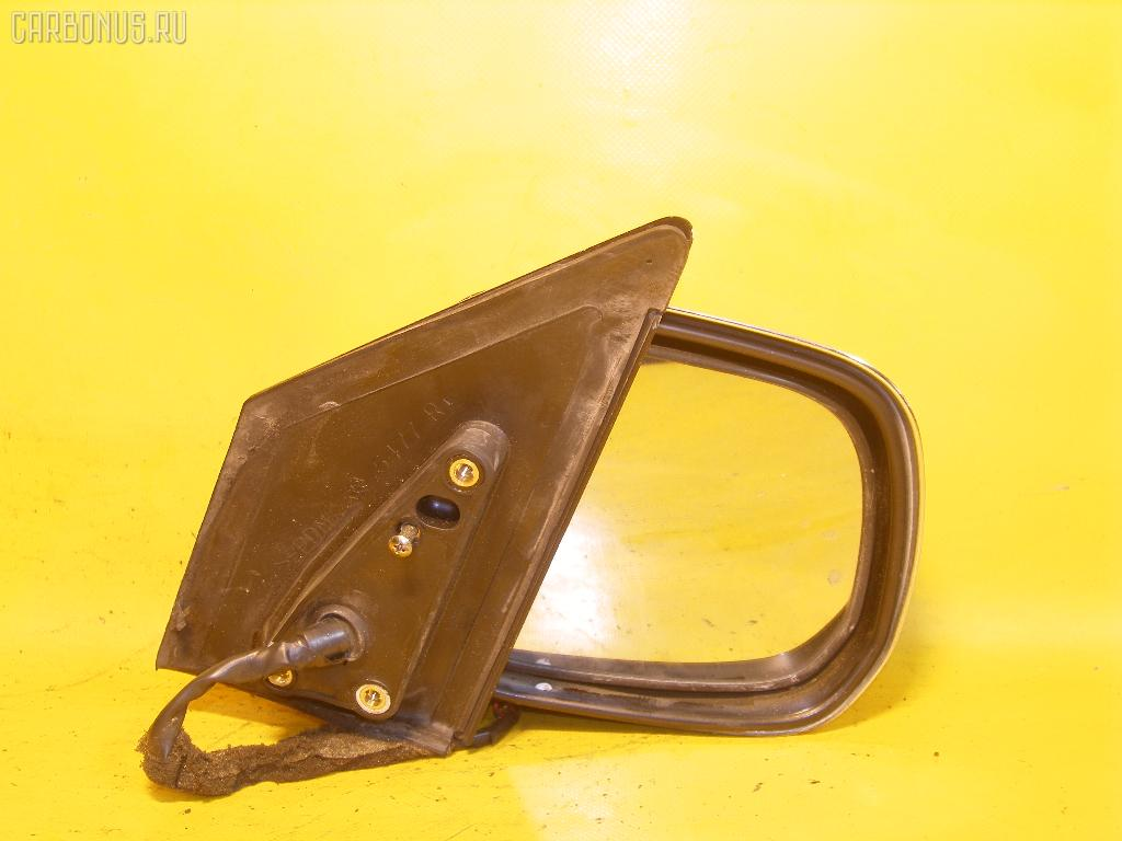 Зеркало двери боковой TOYOTA IPSUM SXM15G. Фото 2