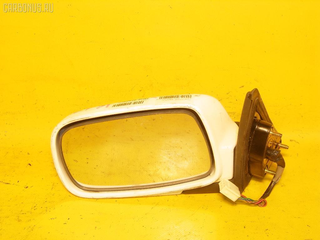 Зеркало двери боковой TOYOTA STARLET EP91. Фото 5