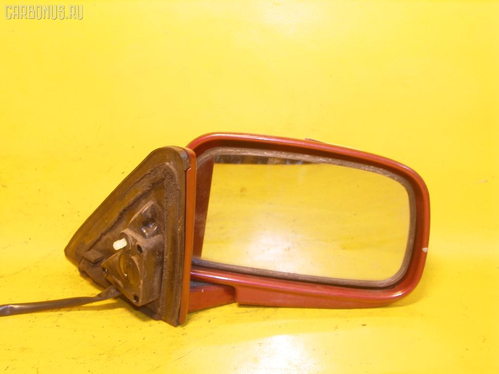 Зеркало двери боковой TOYOTA SPRINTER CARIB AE95G. Фото 8