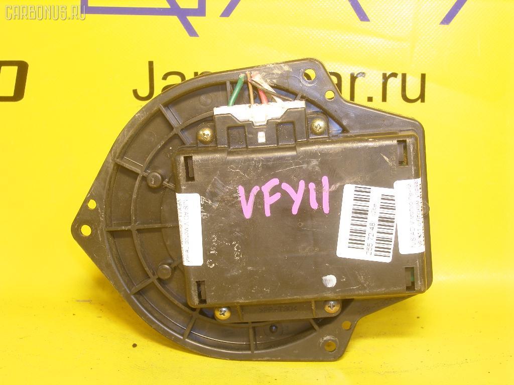 Мотор печки NISSAN AD VAN VFY11. Фото 5