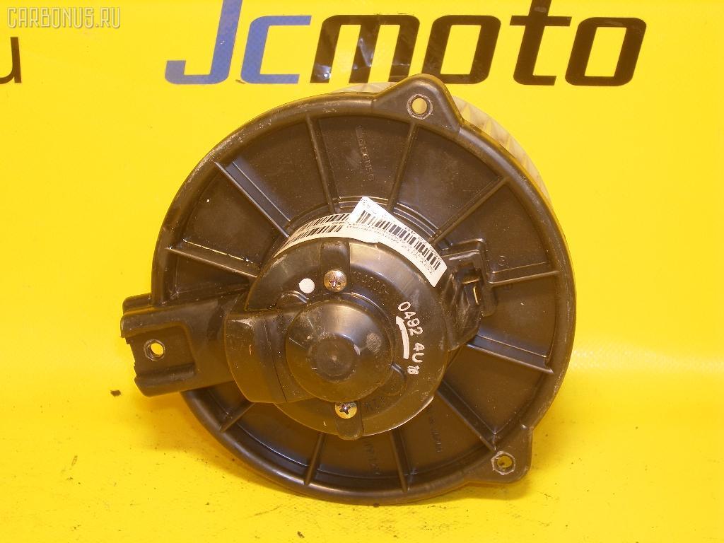 Мотор печки TOYOTA VITZ SCP10. Фото 2
