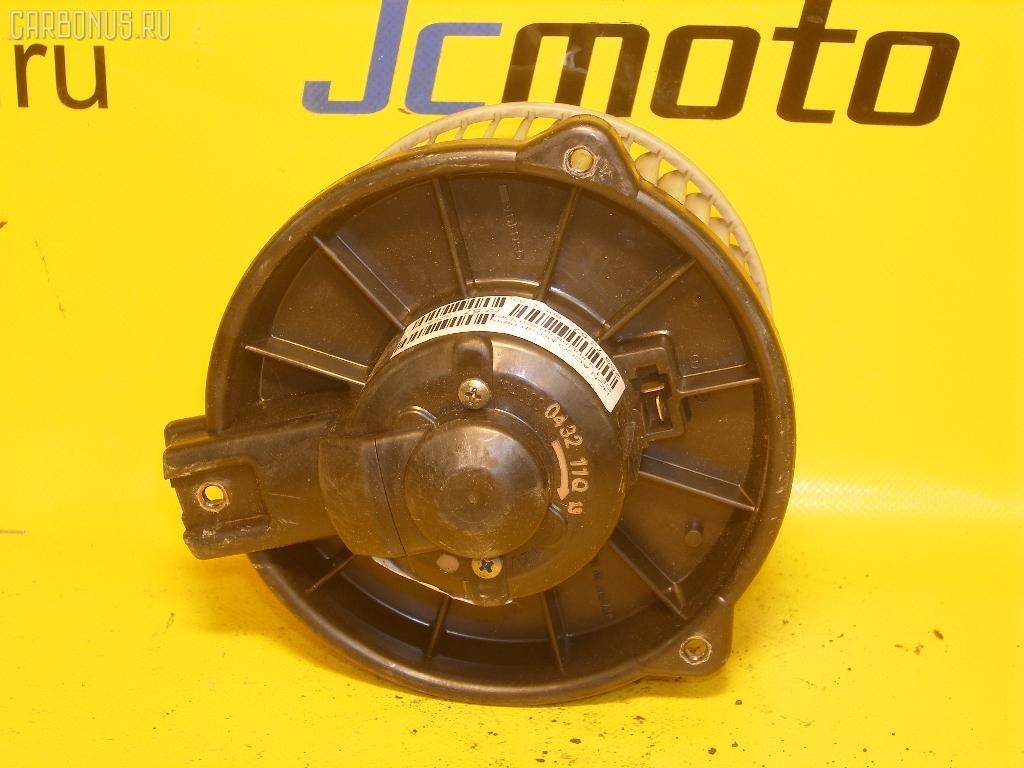 Мотор печки HONDA ACCORD WAGON CE1. Фото 1