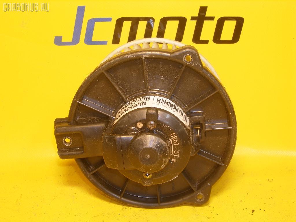Мотор печки TOYOTA CYNOS EL44. Фото 1