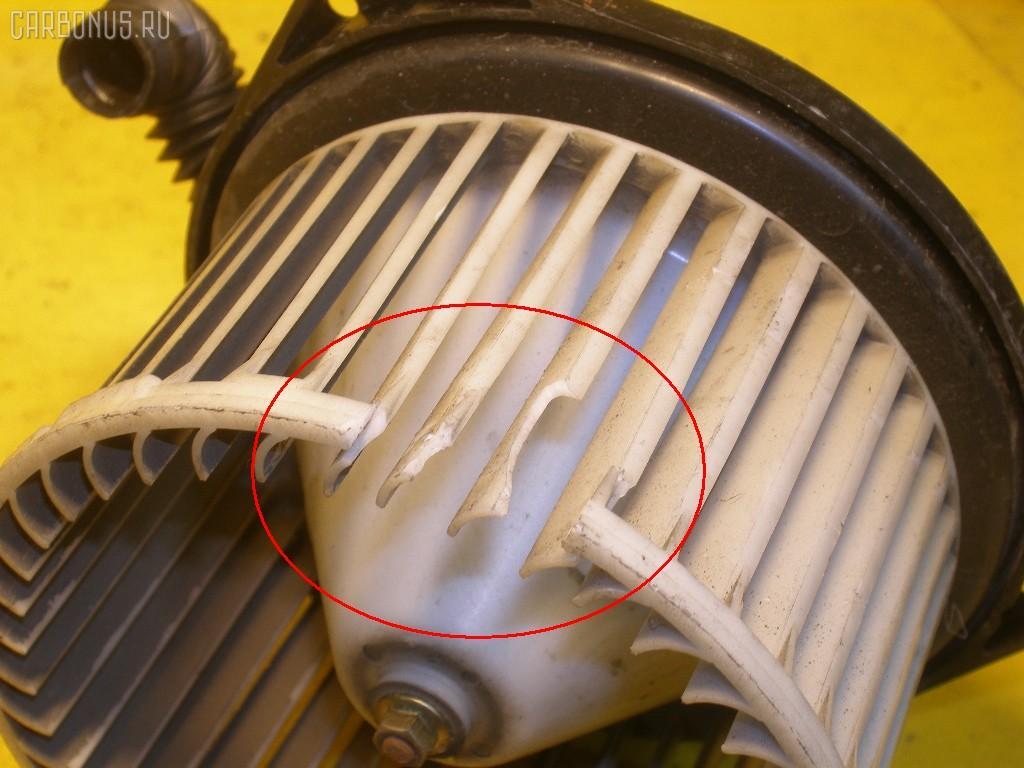 Мотор печки NISSAN MARCH K11. Фото 7