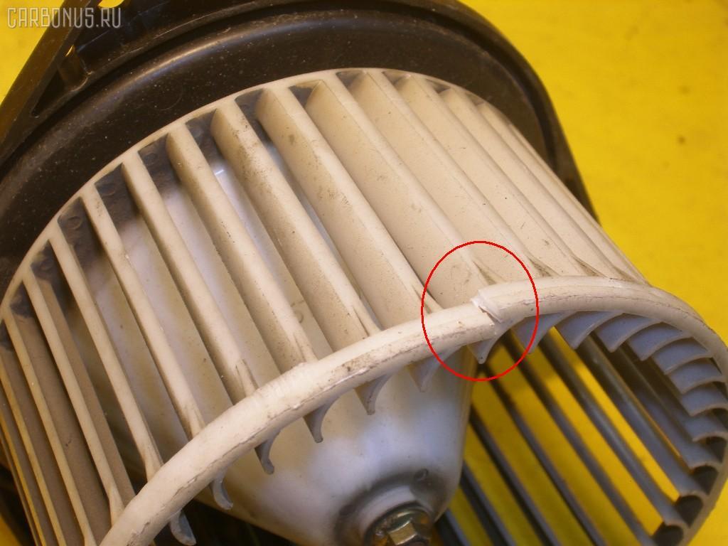 Мотор печки NISSAN MARCH K11. Фото 8