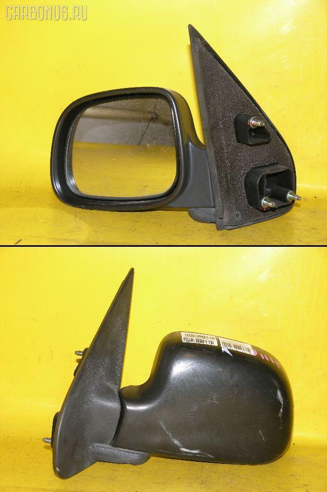 Зеркало двери боковой DAIHATSU TERIOS KID J111G. Фото 9